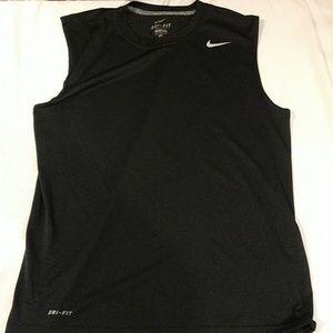 Nike Sleeveless Drifit shirt
